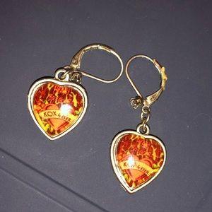 Betsy's Johnson earrings